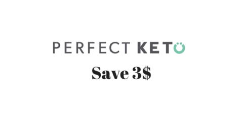 Perfect Keto Save 3$