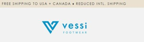 vessi footwear free shipping