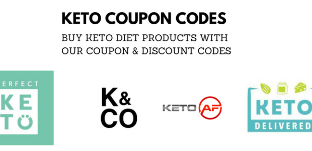 Keto Coupon & Discount Codes