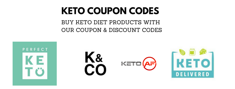 Keto Coupon & Discount Codes