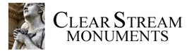 Clear Stream Monuments coupon