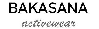 Bakasana Activewear coupon