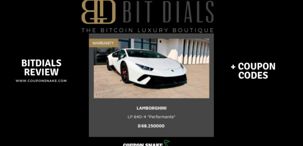 BitDials coupon code