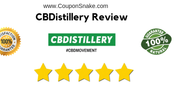 CBDistillery Review
