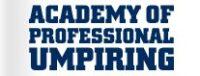 Academy of Professional Umpiring coupon