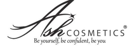 Ash Cosmetics coupon