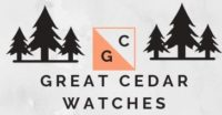 Great Cedar Watches coupon