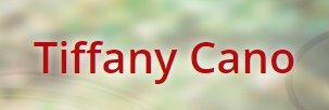 TiffanyCano.com coupon