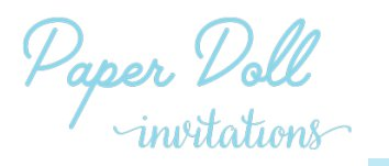 Paper Doll Invitations coupon