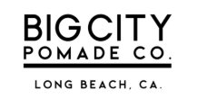 Big City Pomade coupon