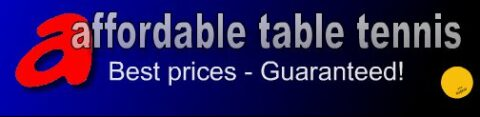 Affordable Table Tennis coupon