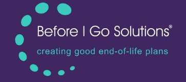 Before I Go Solutions coupon