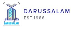 Darussalam Store coupon