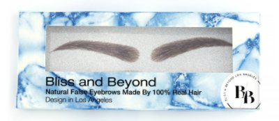 Bliss and Beyond Eyebrow Wigs coupon