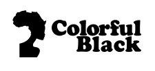 Colorful Black France code promo