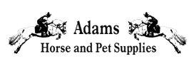 Adams Horse and Pet Supplies discount code