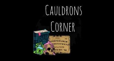 Cauldrons Corner discount code